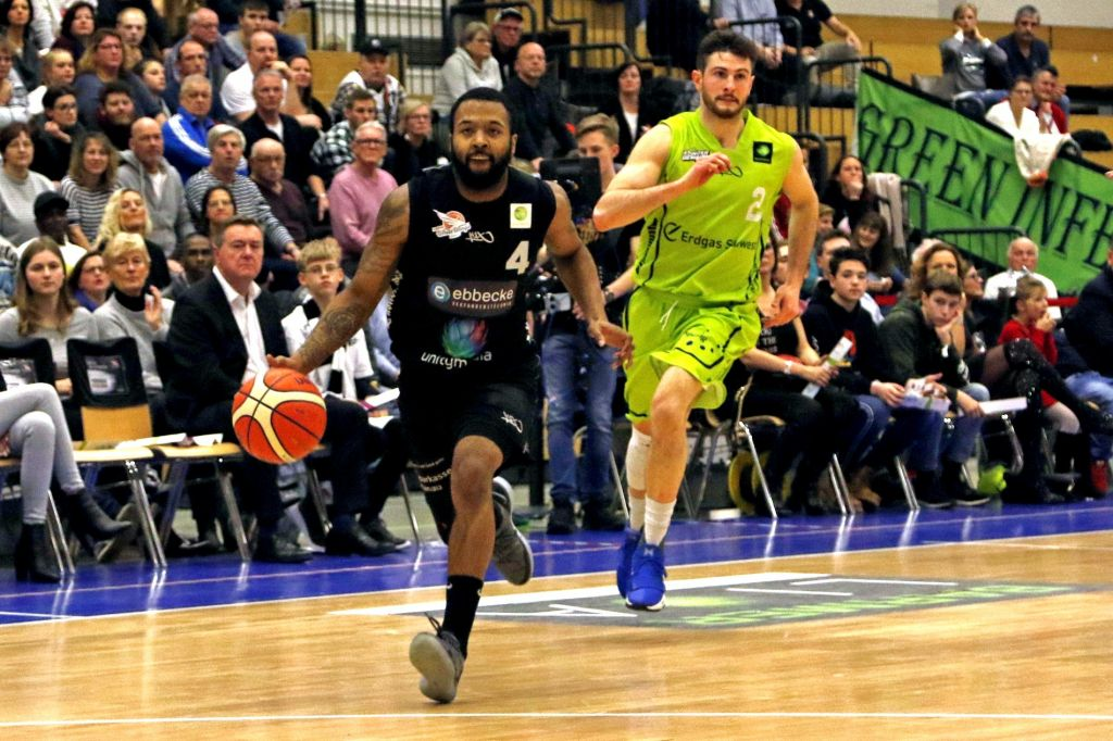 Pro A: Ebbecke White Wings Hanau vs Team Ehingen Urspring 71:88 09.02.2019