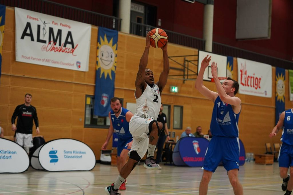 Regio Basketball NRW: ART Giants Düsseldorf-ACCENT Baskets Salzkotten-94-75